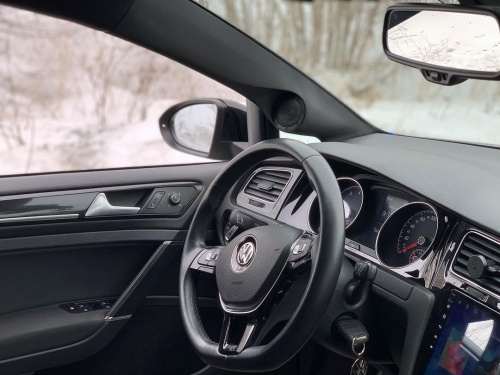 Проект на базе Volkswagen Golf7