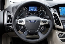 крышка Airbag Ford Focus 3  2015-